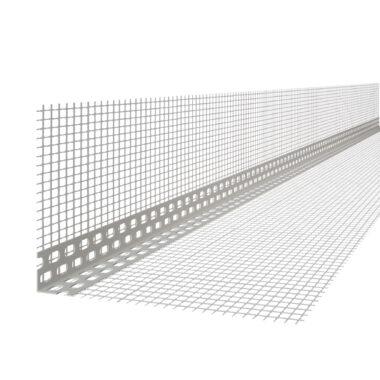 Colțar PVC,pentru fațadă 10*15/2,5 m